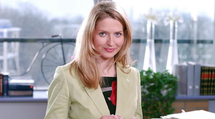 """Urszulę Grabowską, znamy m.in. z seriali """"Magda M."""", """"Hotel 52"""" czy """"Tylko miłość"""" /Agencja W. Impact"""