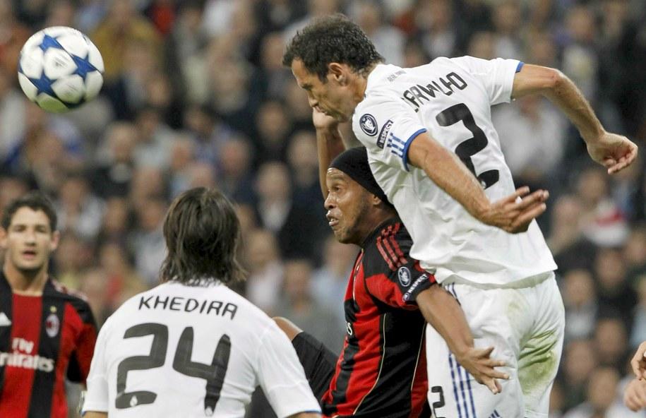 W Madrycie Real pokonał AC Milan 2:0 /PAP/EPA