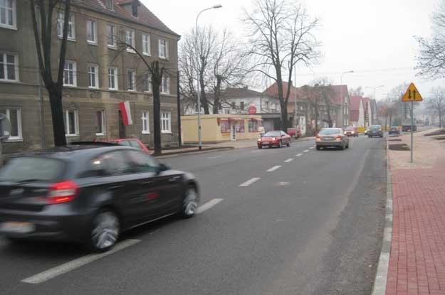 """W sprawie gorzowskiego eksperymentu drogowego interweniowali członkowie stowarzyszenia """"Młodzi Demokraci""""..."""