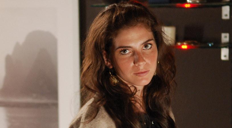Weronika Rosati ma teraz dobrą passę /Agencja W. Impact