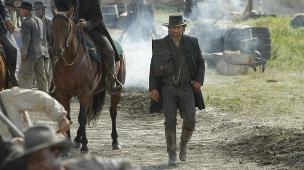 """Westernowy serial """"Hell on Wheels"""" może okazać się kolejnym hitem stacji AMC /materiały prasowe"""