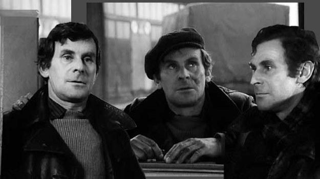 Wiesław Gołas w roku 1973 wcielił sie w postać kierowcy Marianka Szygułę /FilmPolski