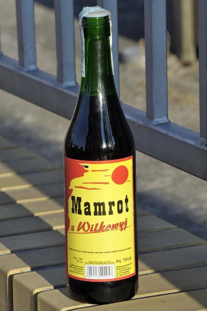 Wino Mamrot - 25% i 0.7L /AKPA