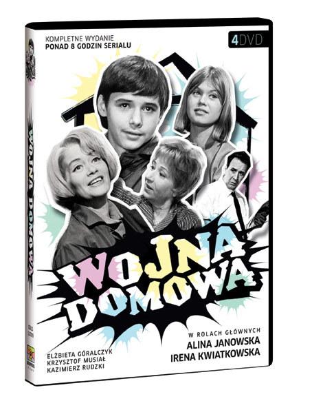 """""""Wojna domowa"""" na DVD /materiały prasowe"""