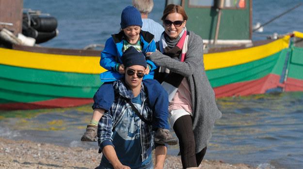 Wyprawa nad morze, w rodzinne strony Joanny, to dowód, że dziewczyna inaczej patrzy na życie /Agencja W. Impact