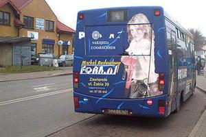 Z powodu ogrzewania autobusów wzrosło zużycie paliwa /