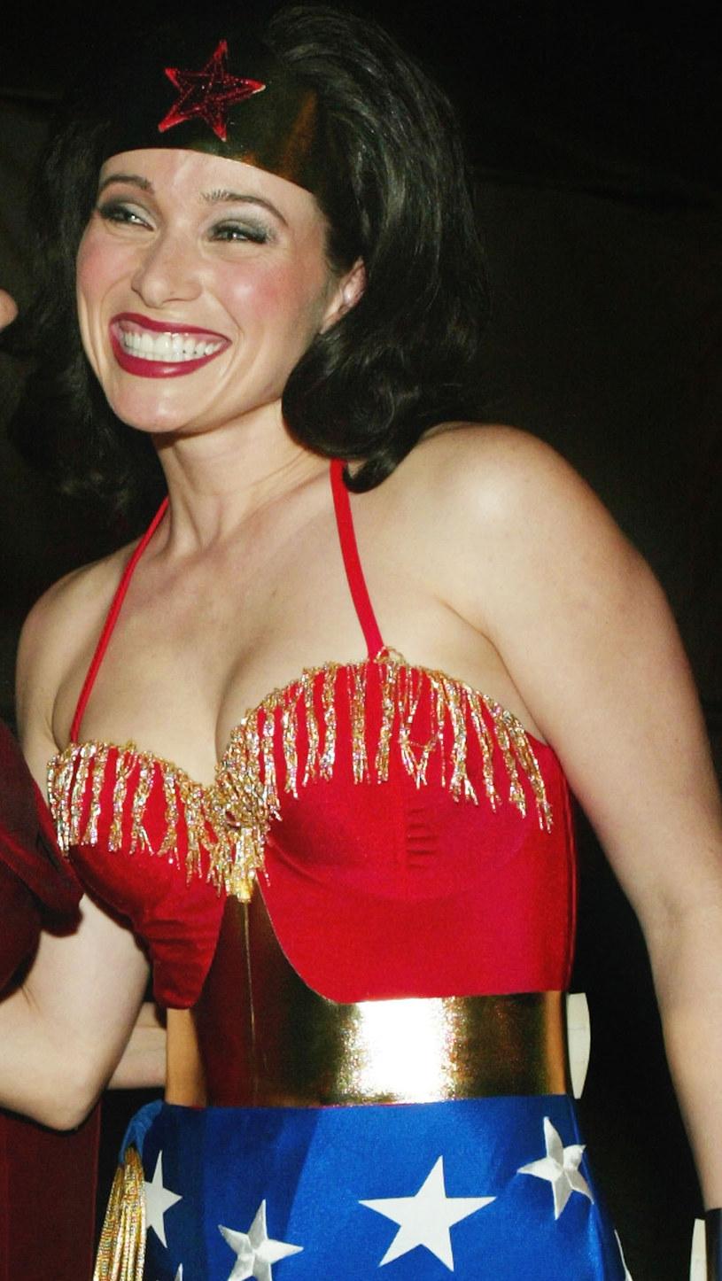 Zadowolona ze swoich sukcesów Wonder Woman /Frank Micelotta /Getty Images/Flash Press Media