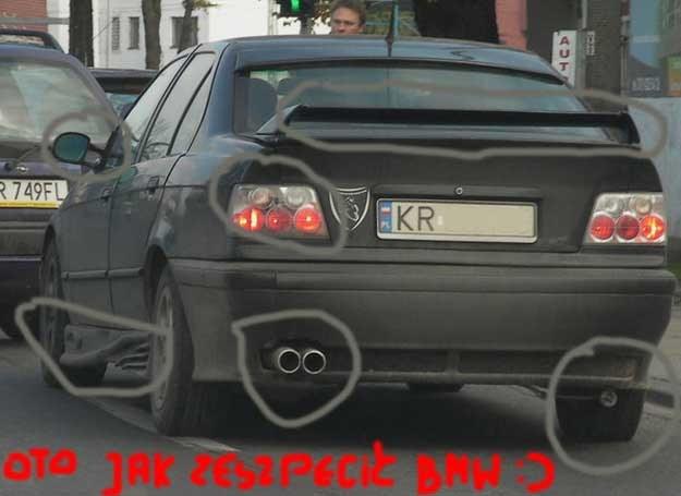 """Zdjęcie umieszczone na poboczem.pl przez """"prezesa"""".  Nie  związane z treścią listu..."""