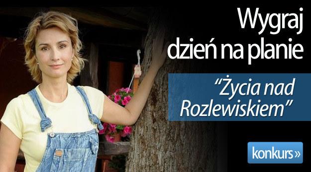"""""""Życie nad rozlewiskiem"""" czeka na ciebie! /swiatseriali.pl"""