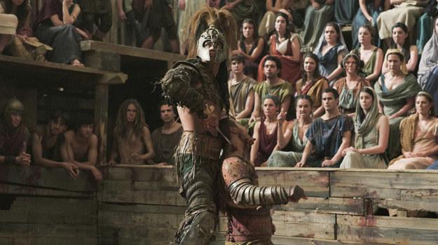 Życiem gladiatora jest walka /HBO