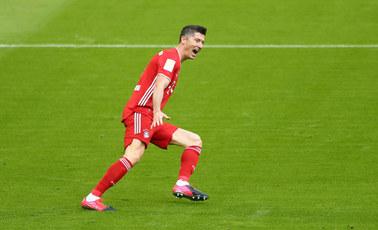 """Bild"": Robert Lewandowski z powodu kontuzji opuścił trening Bayernu"