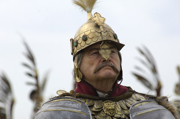 Króla Jana III Sobieskiego zagrał Jerzy Skolimowski