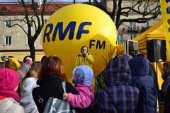 """""""Choinki pod choinkę"""" od RMF FM. Dziś byliśmy w Łodzi"""