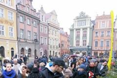 """""""Choinki pod choinkę"""" od RMF FM w Poznaniu"""
