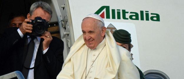 """""""Dziecko jest drogocennym darem"""" - Papież Franciszek w Irlandii o pedofilii w Kościele i aborcji"""