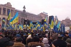 """""""Dzień Godności"""" w Kijowie"""
