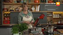 """""""Ewa gotuje"""": Zalewajka z maślanką, fuczki z sosem pieczarkowym i słoiczki a'la tiramisu z zieloną herbatą"""