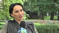 """""""Kwiat młodzieży"""" przerwał wywiad z Renatą Przemyk"""