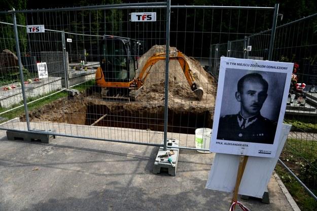 """""""Łączka"""" wreszcie w rejestrze cmentarzy wojennych"""