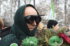 """""""Marsz entów"""" w obronie Puszczy Białowieskiej"""
