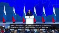 """""""Moskwa będzie zmuszona do rozmieszczenia broni zdolnej do ataku na centra dowodzenia zagrażające Rosji"""""""