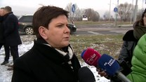 """""""Musimy wszyscy mówić jednym głosem"""". B. Szydło komentuje działania rządu w sprawie wypowiedzi W. Putina"""