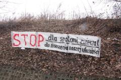"""""""Nie"""" dla spalarni zwierząt w podkrakowskiej Baryczy"""