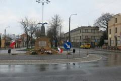 """""""Niepodległościówki"""" rozdaliśmy w Tomaszowie Mazowieckim"""