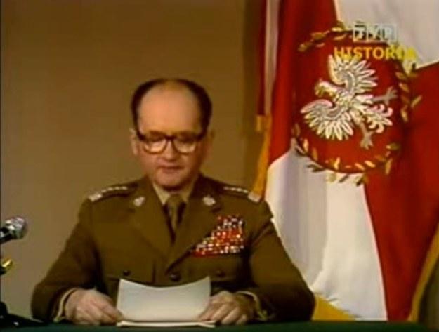 """""""Ojczyzna nasza znalazła się nad przepaścią"""". 37 lat temu wprowadzono stan wojenny"""