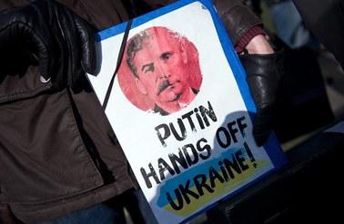 """""""Putin udławi się Krymem"""""""