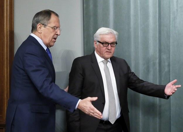"""""""Rosja usiłuje wyłuskać Niemcy z antyrosyjskiego frontu'"""