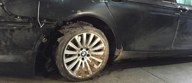 """""""Rzeczpospolita"""": W limuzynie prezydenta założono oponę wycofaną z użycia"""