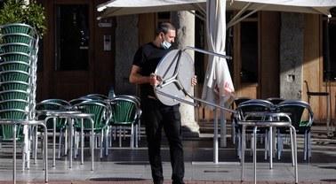 """""""Stracone pokolenie"""" w Hiszpanii. Blisko połowa bezrobotnych to młodzi ludzie"""