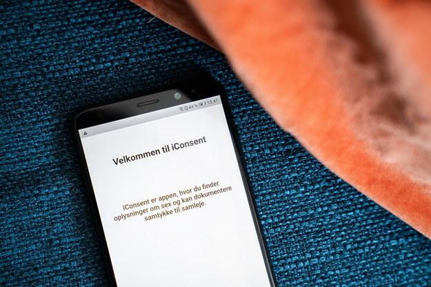 """""""Tak, chcę"""". Aplikacja ma sprawić, że Duńczycy unikną oskarżenia o gwałt"""