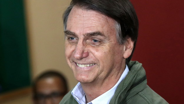 """""""Tropikalny Trump"""" triumfuje. Bolsonaro prezydentem Brazylii"""