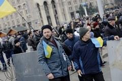 """""""Ukraina to Europa"""", czyli wielka demonstracja w Kijowie"""