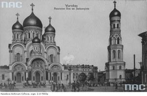 """""""Warszawa za carem"""". Stolica Polski w początkach Wielkiej Wojny"""