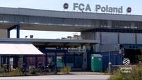 """""""Wydarzenia"""": Fabryka Fiata w Tychach zagrożona. Winna pandemia"""