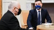 """""""Wydarzenia"""": Jarosław Kaczyński w wywiadzie dla Interii"""