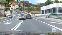 """""""Wydarzenia"""": Karkołomny pościg za kierowcą. Policjanci użyli broni"""