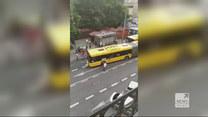 """""""Wydarzenia"""": Kierowca autobusu z Katowic twierdzi, że bał się o życie"""