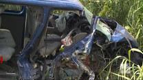 """""""Wydarzenia"""": Kobieta miała 4 promile alkoholu we krwi i spowodowała wypadek. 10 osób trafiło do szpitala"""