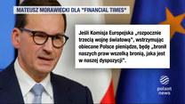 """""""Wydarzenia"""": Mateusz Morawiecki o """"trzeciej wojnie światowej"""""""
