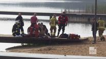 """""""Wydarzenia"""": Wielkopolska. Małe dziecko w jeziorze. Mimo reanimacji zmarło"""