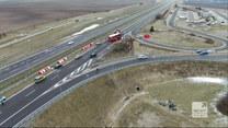 """""""Wydarzenia"""": Wypadek ukraińskiego autobusu. Są zarzuty dla kierowcy"""