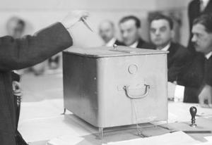 """""""Wynik sfałszowanych przez komunistów wyborów w 1947 roku to był nokaut"""""""