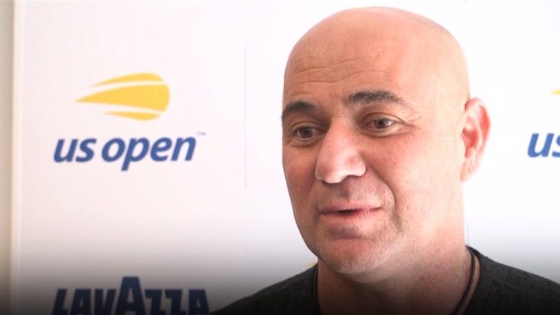 Andre Agassi /Eurosport