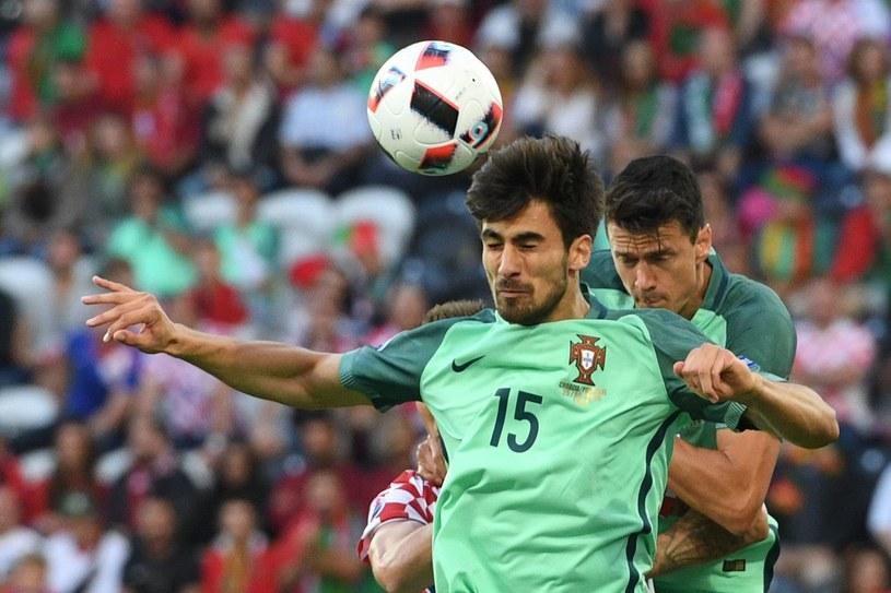 Andre Gomes w barwach reprezentacji Portugalii /AFP