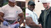 Andre Rush: 60 centymetrów bicepsa w kuchni Białego Domu