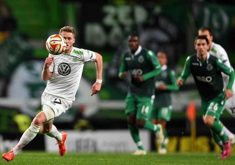 Andre Schurrle podczas sezonu ligowego /AFP